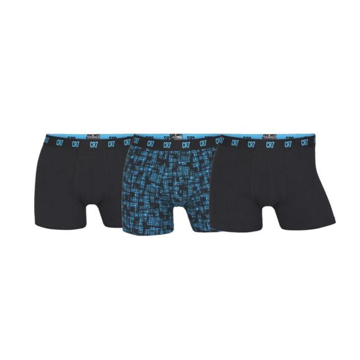 Ανδρικά Boxer CR7 Cotton Stretch 3pack 8110-49-710 Πολύχρωμο