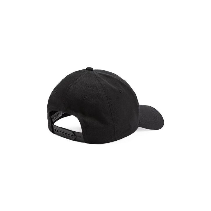 Unisex Βαμβακερό Καπέλο Calvin Klein KU0KU00085-BEH Μαύρο