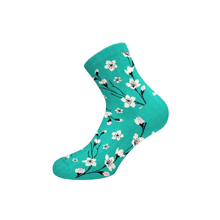 Γυναικείες Κάλτσες Bamboo Walk W333-12-38 Πολύχρωμο