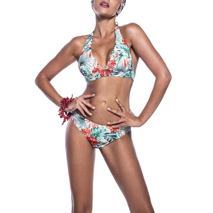 Γυναικείο Bikini Slip Bluepoint 2106534-03 Εκρού