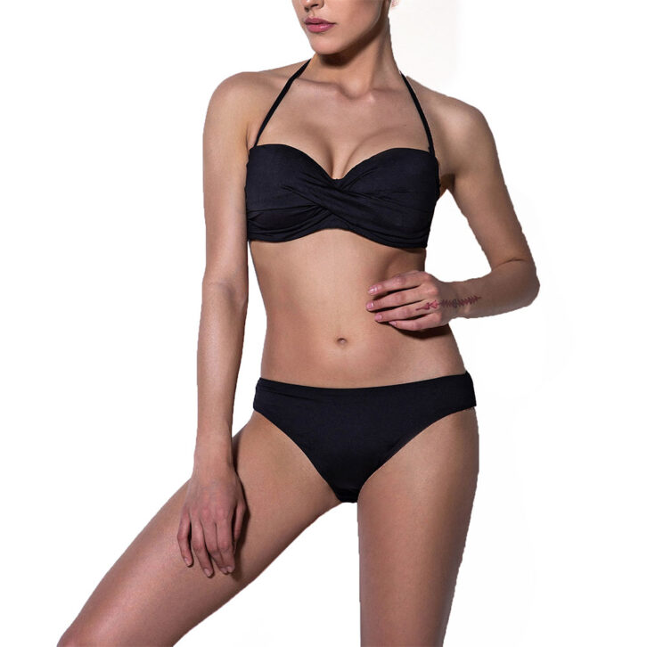 Γυναικείο Bikini Slip Bluepoint 2106592-02 Μαύρο