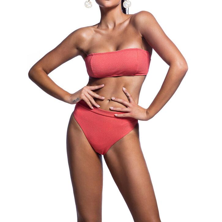 Γυναικείο Bikini Top Bluepoint 2106639 Κοραλί