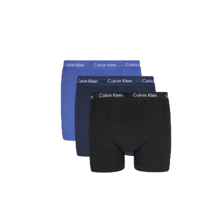 Ανδρικό Βoxer Calvin Klein 3pack 0000U2662G-4KU Πολύχρωμο