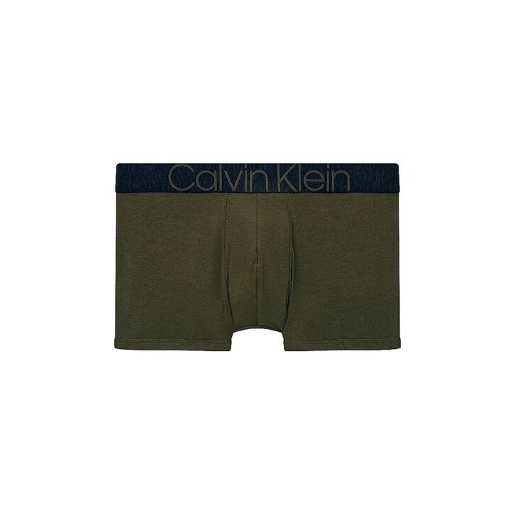 Ανδρικό Boxer Calvin Klein 000NB2682A-0S6 Χακί
