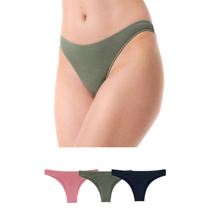 Γυναικείο Slip Fimelle Minerva 3-pack 81323-830 Πολύχρωμο