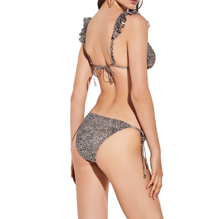 Γυναικείο Τρίγωνο Bikini Top 9-1325 Λεοπάρ