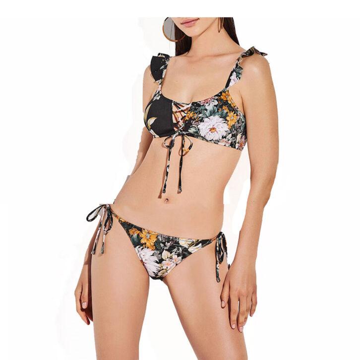 Γυναικείο Bikini Σετ Lida 9-1396/9-1392 Πολύχρωμο