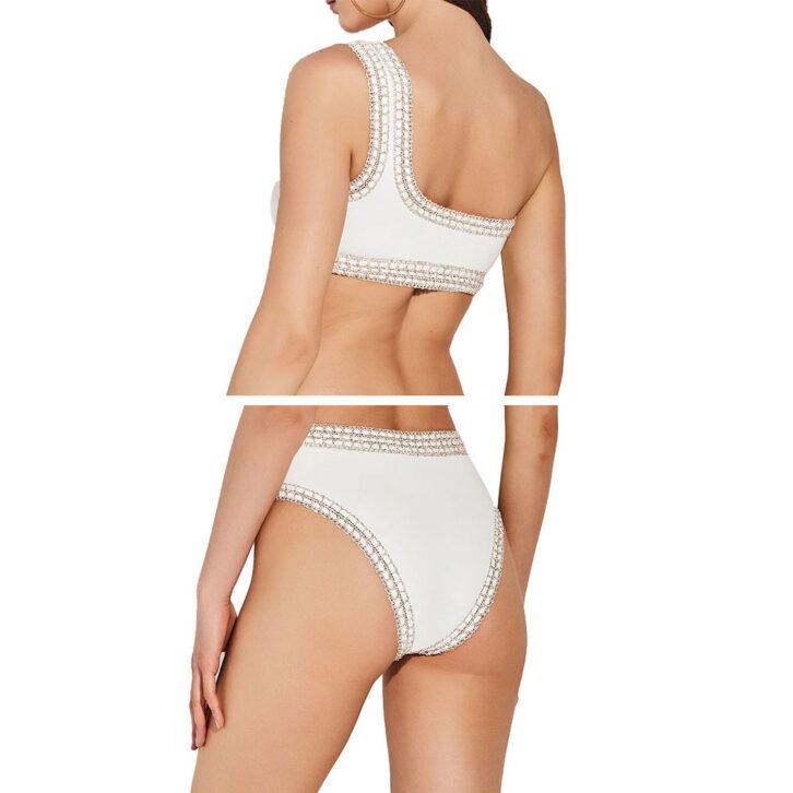 Γυναικείο Bikini Σετ Lida 9-1485/9-1482w Λευκό