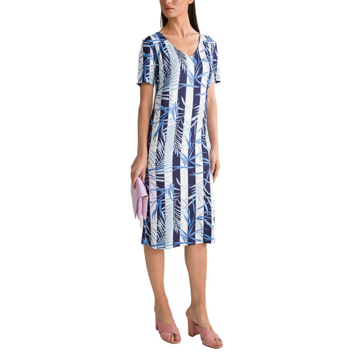 Γυναικείο Φόρεμα Θαλάσσης Vamp 00-10-5850 Μπλε