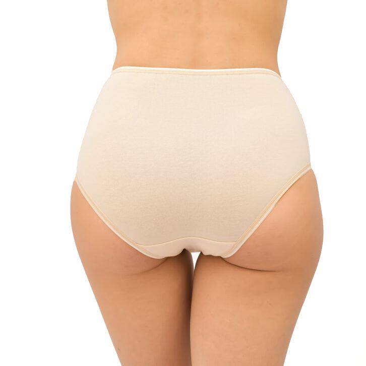 Γυναικείο Βαμβακερό Slip FrouFrou 6002_beige Μπεζ
