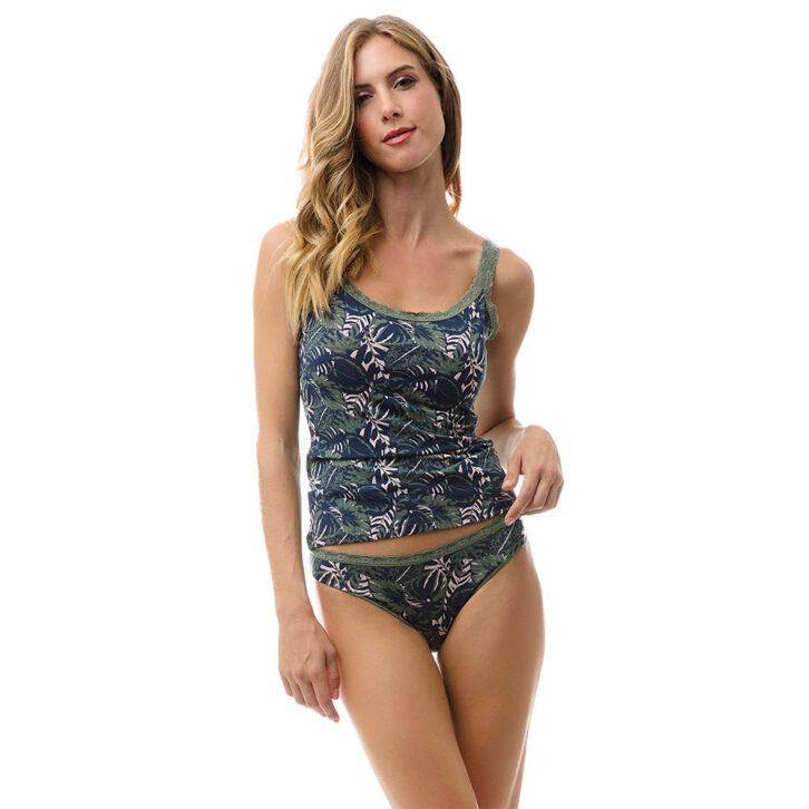 Γυναικείο Slip Brazilian Minerva Fimelle 81844-644 Πολύχρωμο
