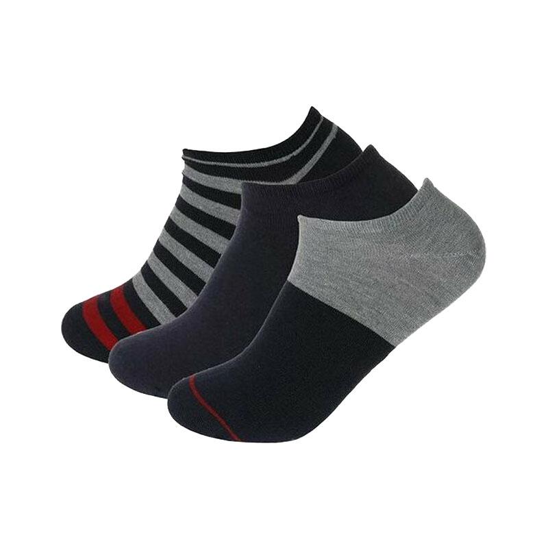 Ανδρικές Χαμηλές Κάλτσες John Frank 3pack JF3SS20S12 Πολύχρωμο