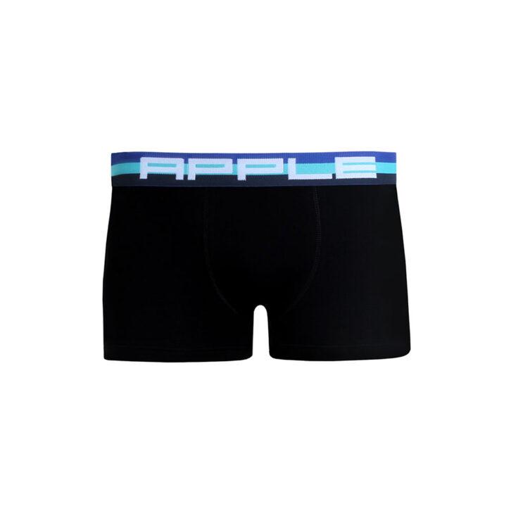 Ανδρικό Boxer Apple 0110936_black/deep Μαύρο