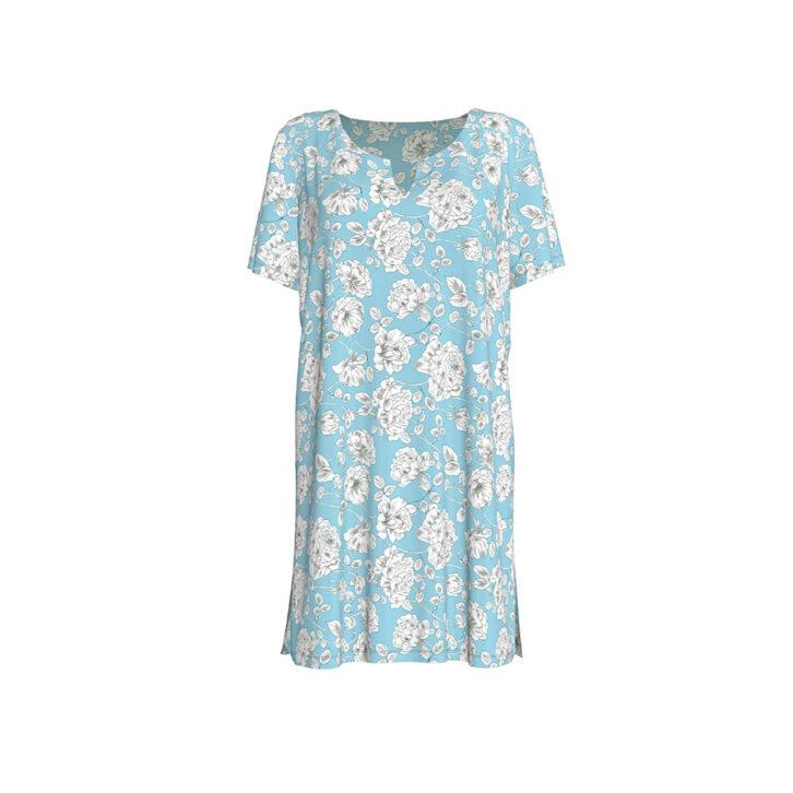 Γυναικείο Φόρεμα Θαλάσσης Vamp 12911 Γαλάζιο