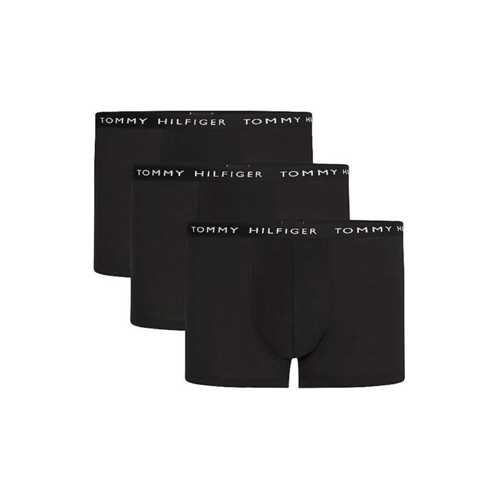 Ανδρικό Boxer 3pack Tommy Hilfiger UM0UM02203-0VI Μαύρο