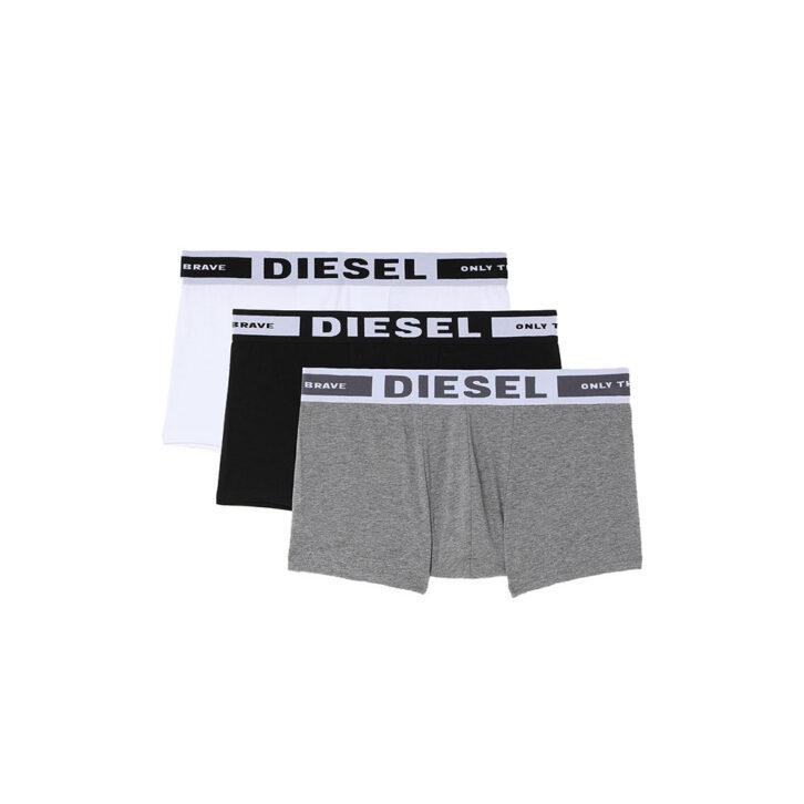 Ανδρικό Boxer Cotton Stretch Diesel 3-pack 00CKY3-0BAOF-E4157 Πολύχρωμο