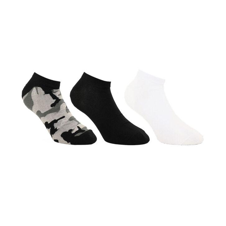 Unisex Χαμηλές Κάλτσες DIESEL 3-pack 00SI8H-0HAZV-E5466 Πολύχρωμο