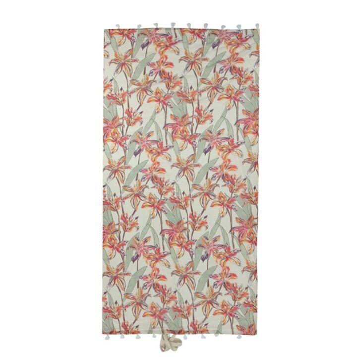 Πετσέτα Θαλάσσης Διπλής Όψης 180x100cm Bluepoint 2108622-19 Πολύχρωμο