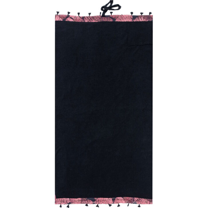Πετσέτα Θαλάσσης Διπλής Όψης 180x100cm Bluepoint 2108625-46 Ροζ