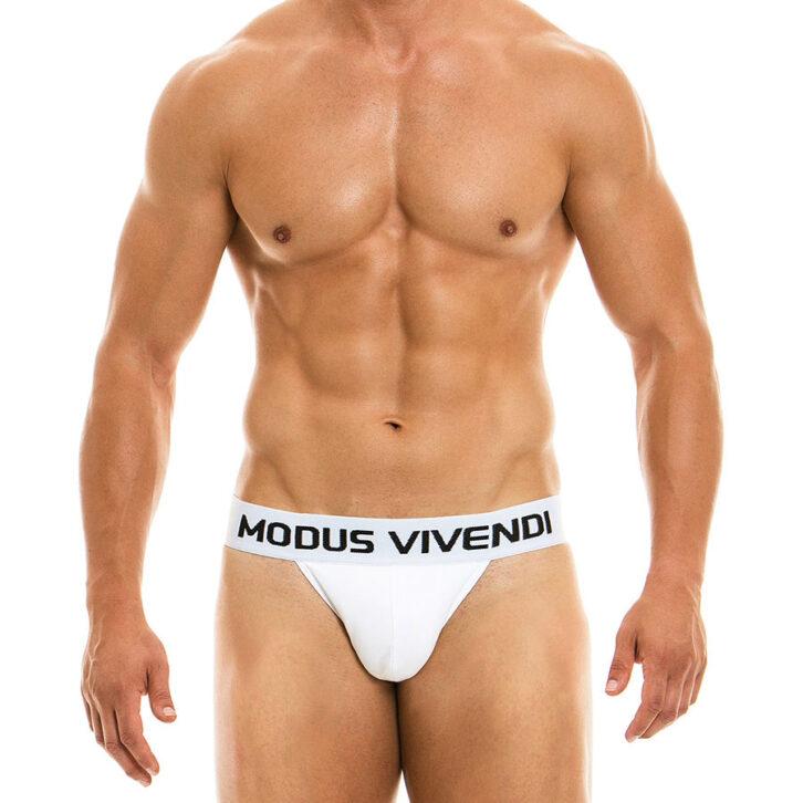 Ανδρικό Classic Tanga Modus Vivendi 02914_white Λευκό