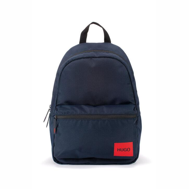 Ανδρική Τσάντα Πλάτης HUGO BOSS 50455562-410 Μπλε Σκούρο