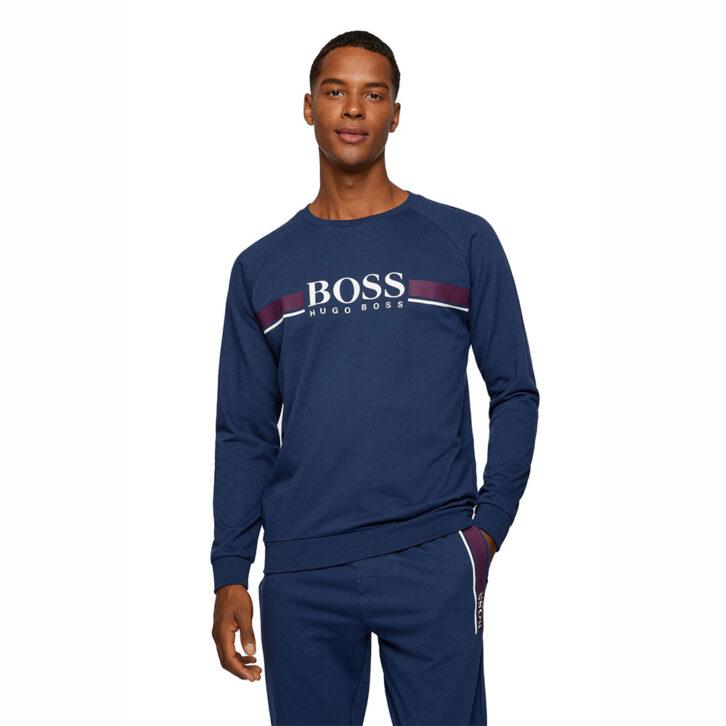 Ανδρική Φόρμα HUGO BOSS 50460286-50460334-402 Μπλε Σκούρο