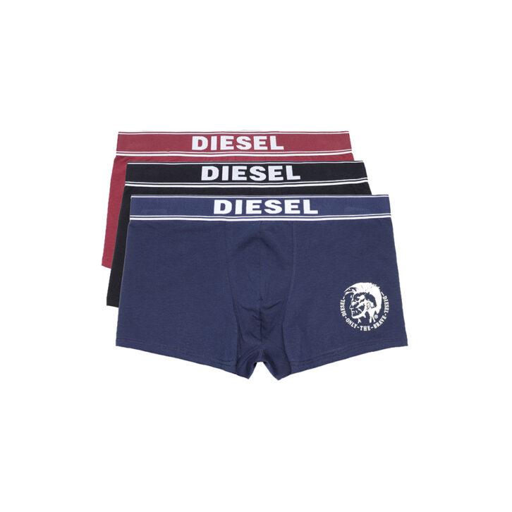 Ανδρικό Boxer UMBX-SHAWN 3pack Diesel 00SAB2-0TANL-E5699 Πολύχρωμο