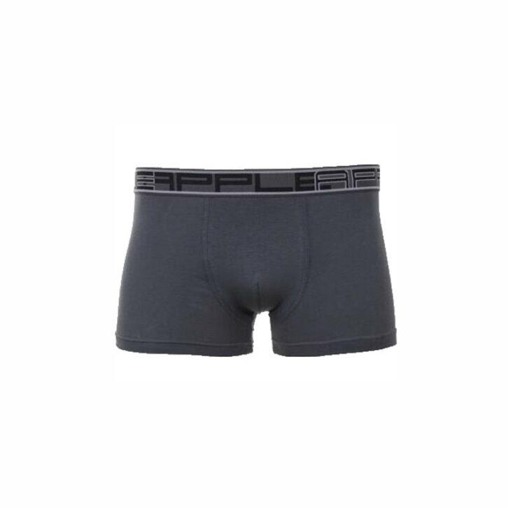 Ανδρικό Boxer Apple 0110931_anthr-grey Ανθρακί