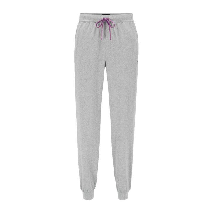 Ανδρικό Παντελόνι HUGO BOSS 50381880-041 Γκρι Ανοιχτό