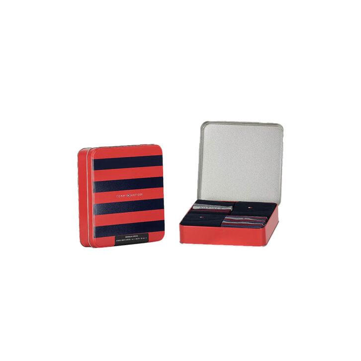 Ανδρικές Κάλτσες 4pack Gift Box Tommy Hilfiger 701210548-001 Μπλε Σκούρο