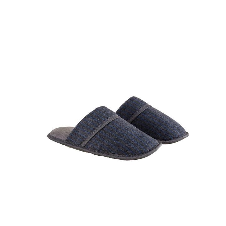 Ανδρικές Παντόφλες Noidinotte PF2329 Γκρι Σκούρο