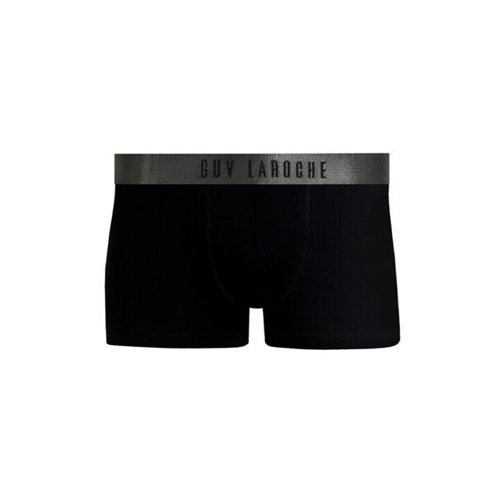 Ανδρικό Boxer Guy Laroche 2pack G3-58104-2_black/black Μαύρο