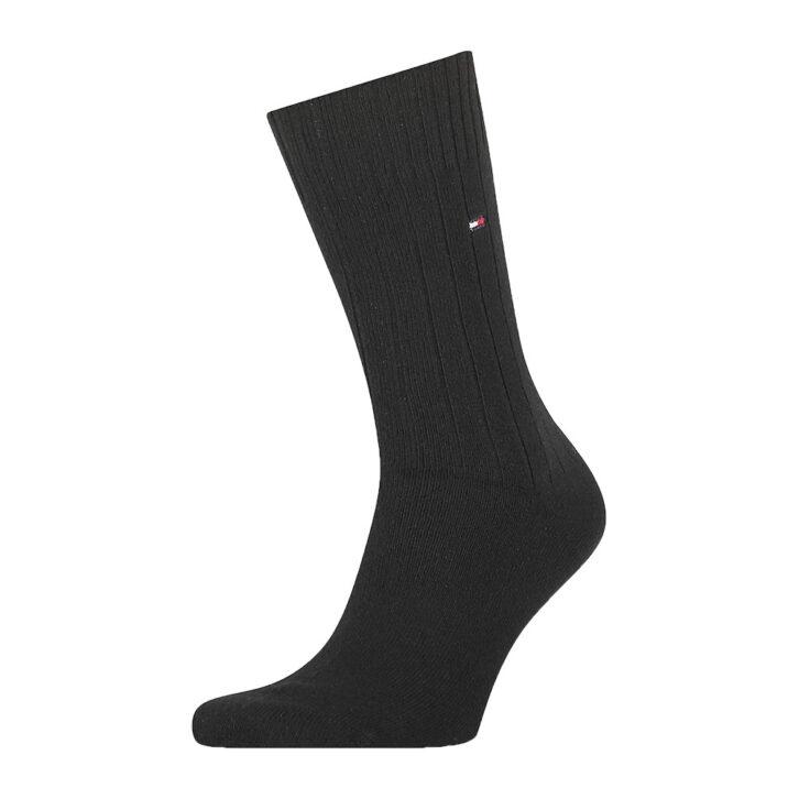 Ανδρικές Κάλτσες True America Socks 2pack Tommy Hilfiger 352002001-200 Μαύρο