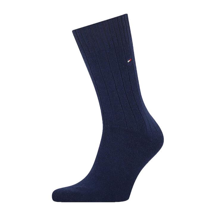 Ανδρικές Κάλτσες True America Socks 2pack Tommy Hilfiger 352002001-322 Μπλε Σκούρο