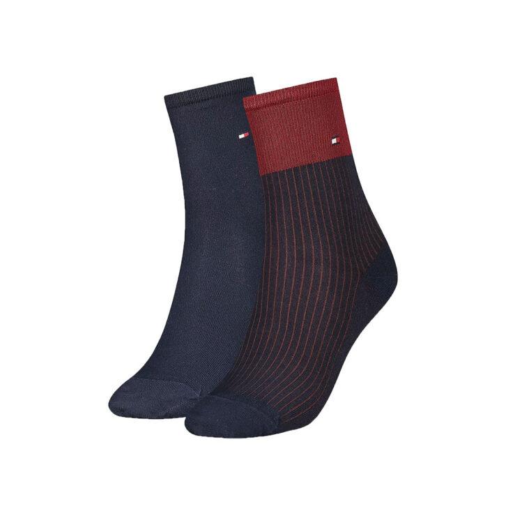 Γυναικείες Κάλτσες 2pack Tommy Hilfiger 701210871-002 Μπλε Σκούρο