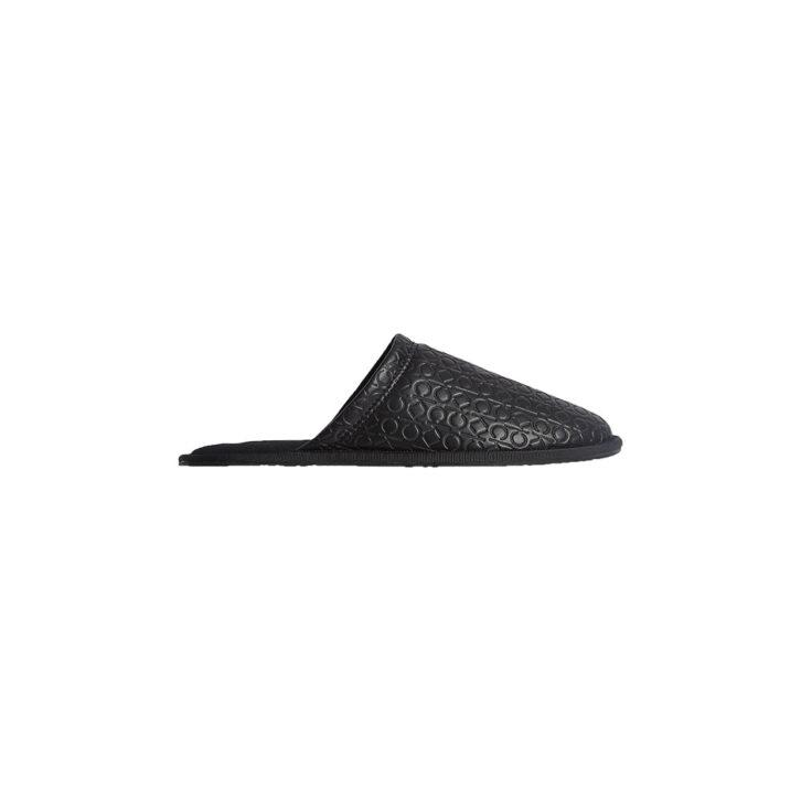 Ανδρικές Παντόφλες Calvin Klein HM0HM00281-BAX Μαύρο
