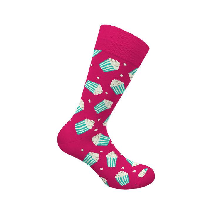 Γυναικείες Κάλτσες Bamboo Walk W331-6_51 Φούξια
